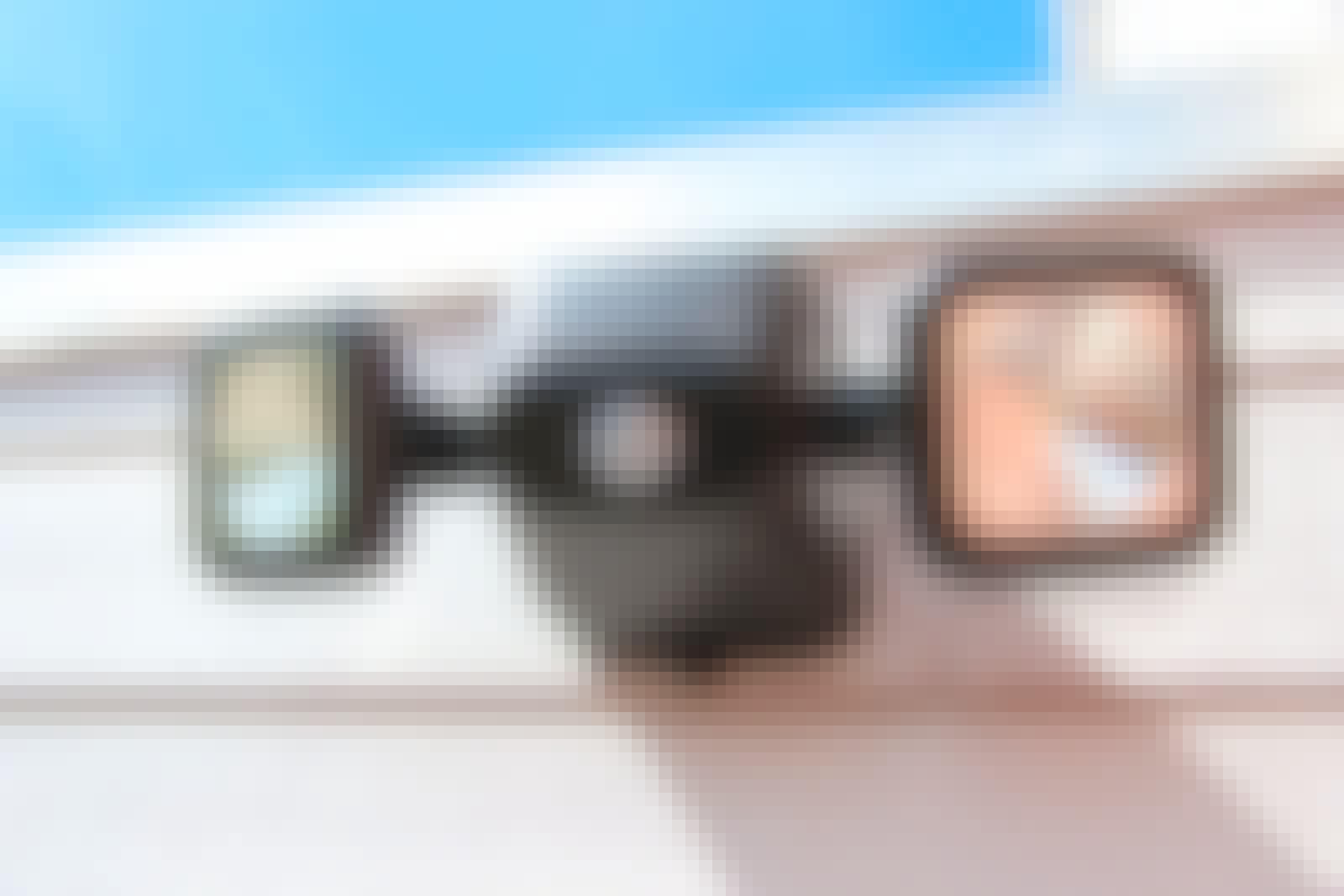 Udendørslamper: Mr Beams, LED Security Light Dual Head