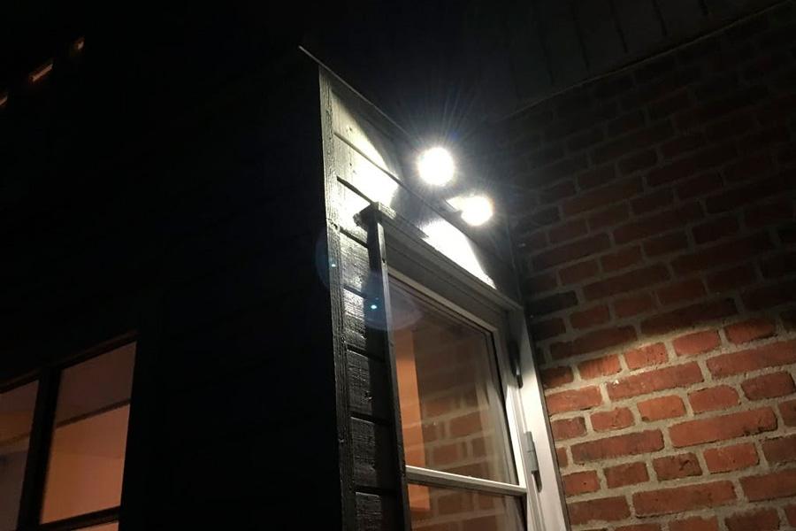 Se galleriet med 11 udendørslamper | Gør Det Selv
