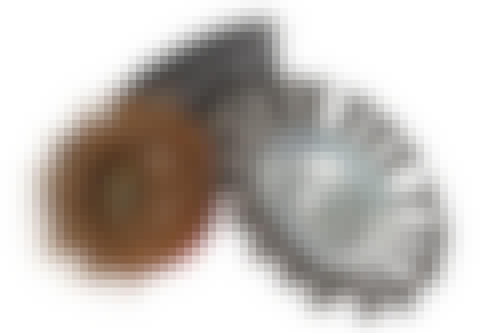 Sliberedskaber: Stålbørste/keglebørste til vinkelsliber
