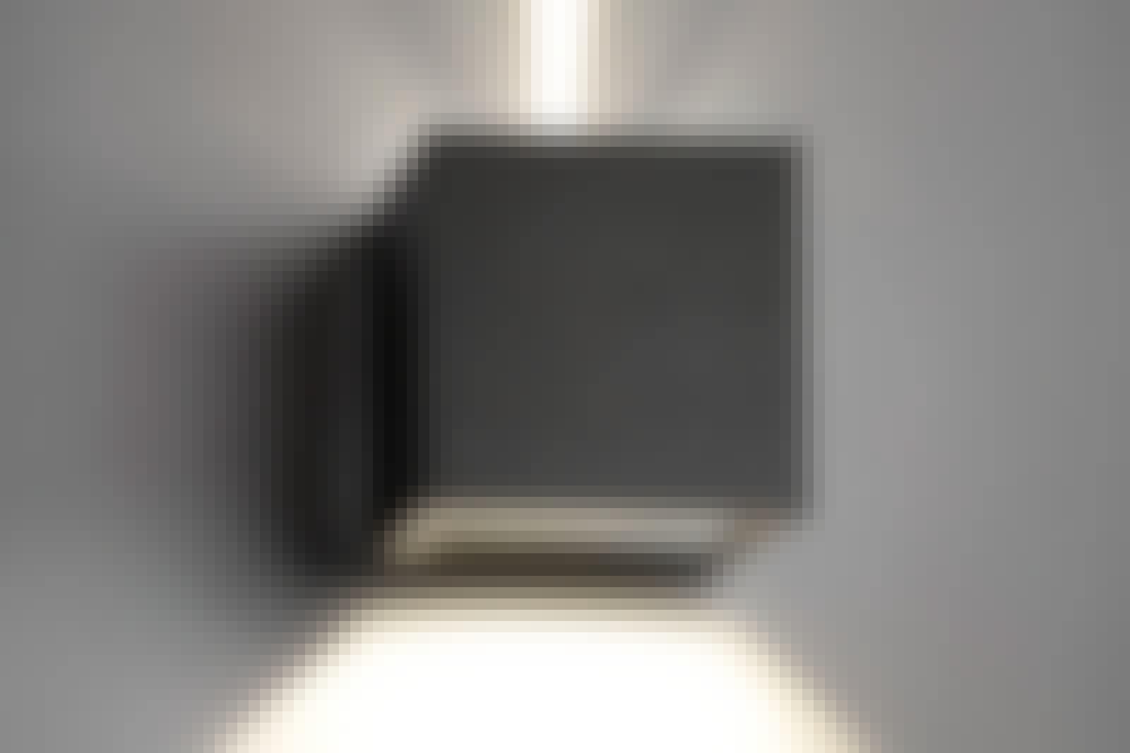Utelamper: Cube LED. Designlamper til veggen