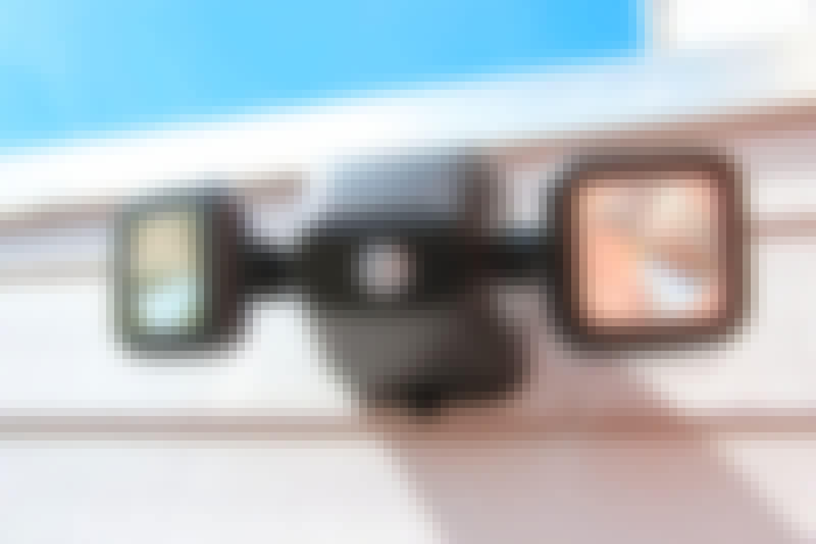 Ulkovalot: Mr Beams, LED Security Light Dual Head