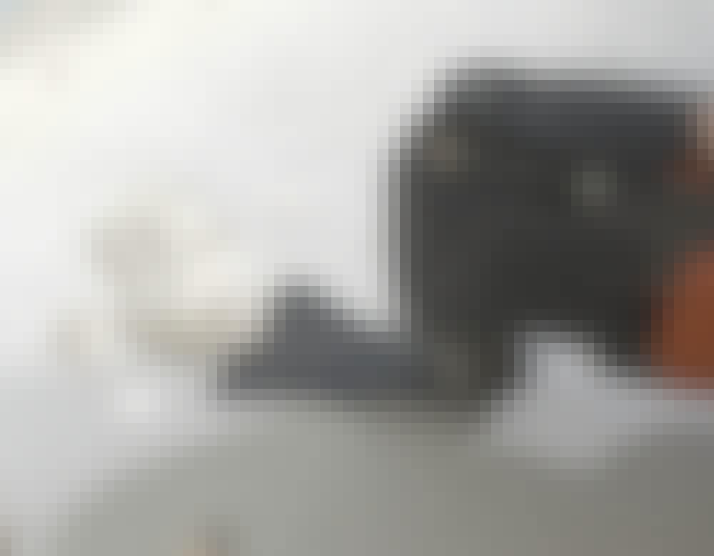 Multikutterens tilbehør: Lim/maling