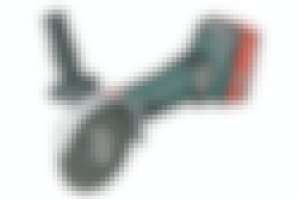 Vinkelsliber i 3 prisniveauer: Den dyre vinkelsliber - Metabo W 18 LTX 125