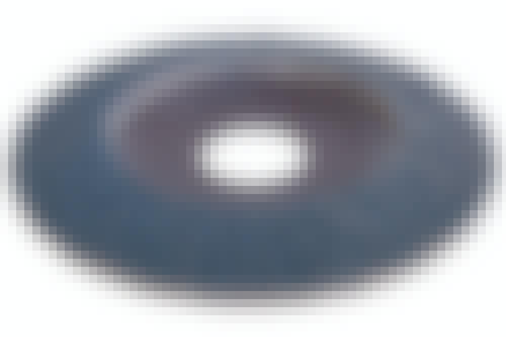 Slipeskive til vinkelsliper: Flappdisk/lamellskive