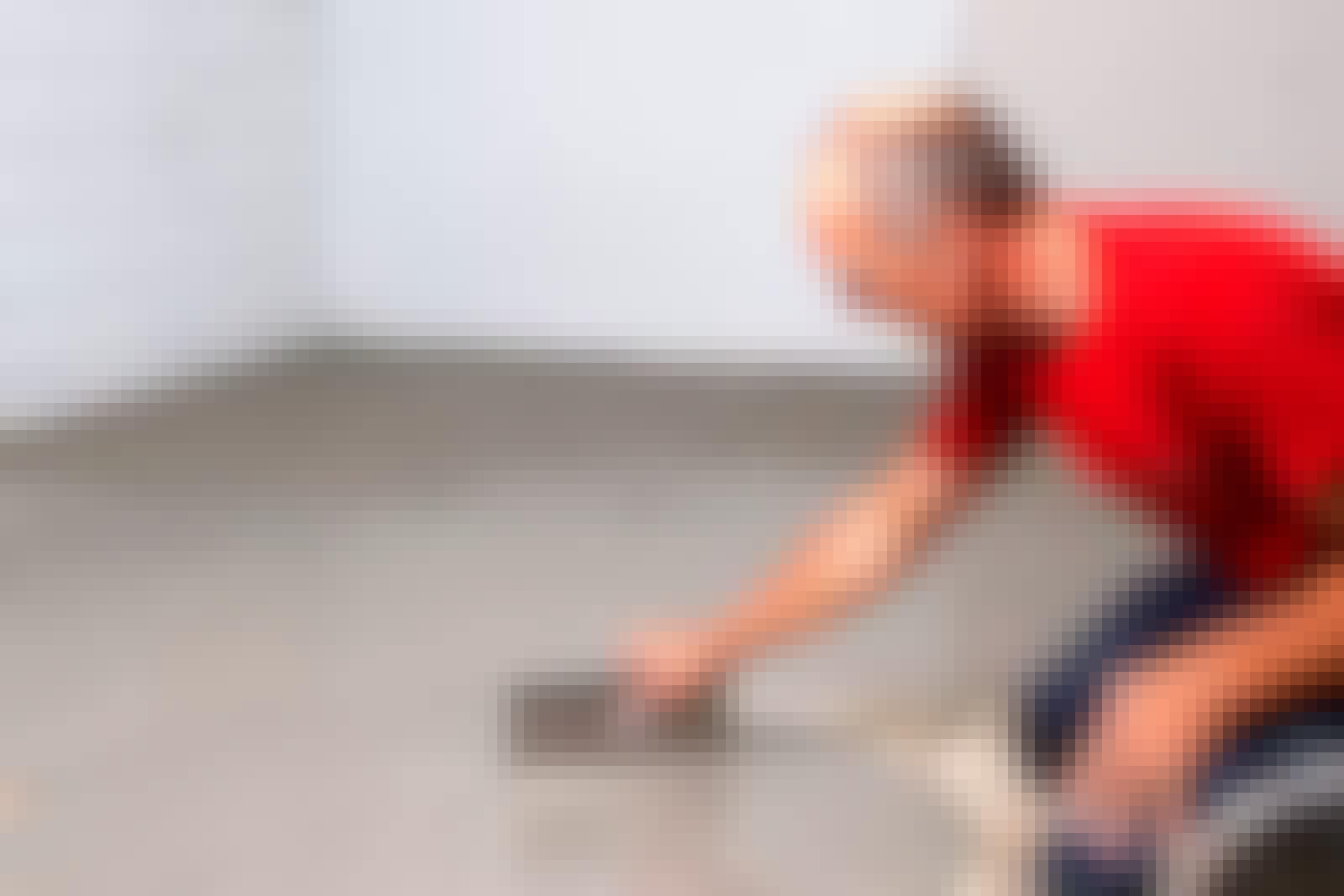 Tasoite: Itsetasoittuva lattiatasoite