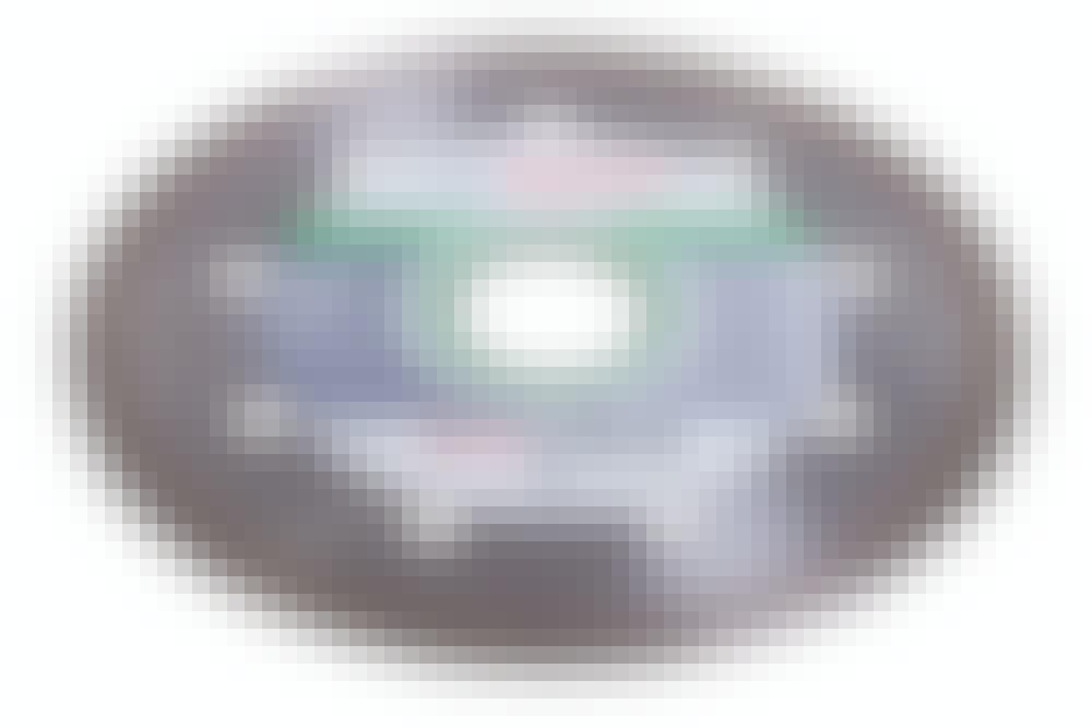 Kap- och slipskivor till vinkelslipen: Diamantskiva för mjuk sten