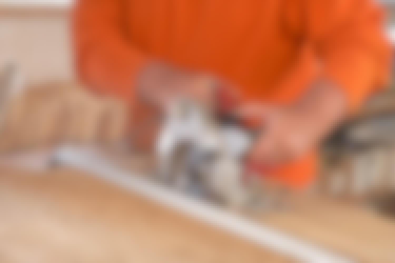 Käsisirkkeli: Näin käytät käsisirkkeliä