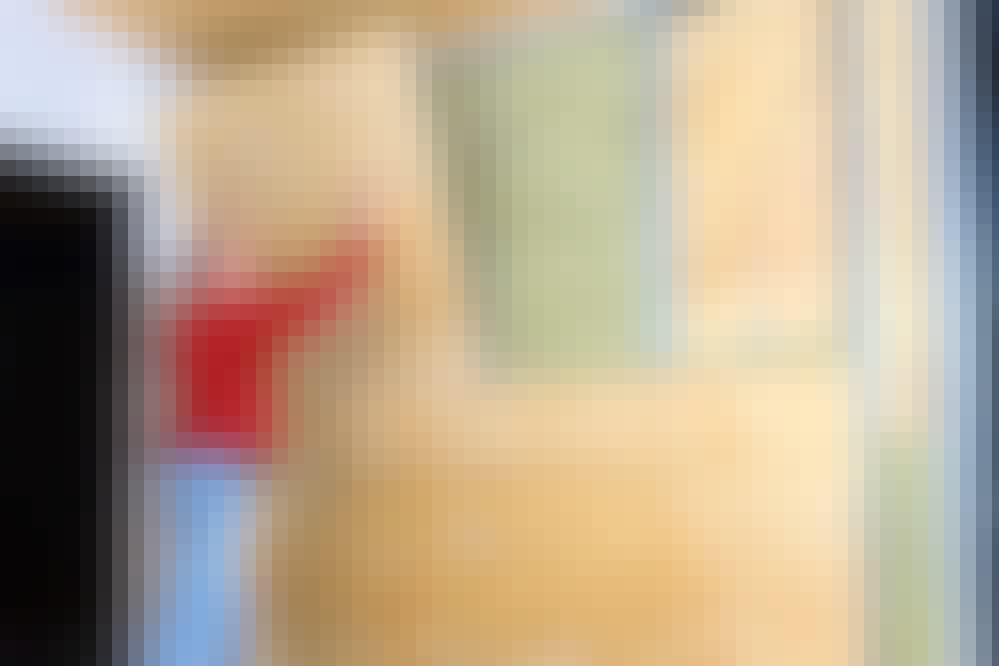 Forsterk gipsveggen med kryssfinérplater