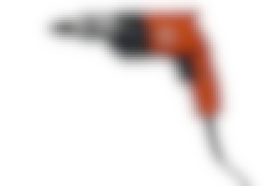 Gipsskruvdragaren släpper taget om skruven