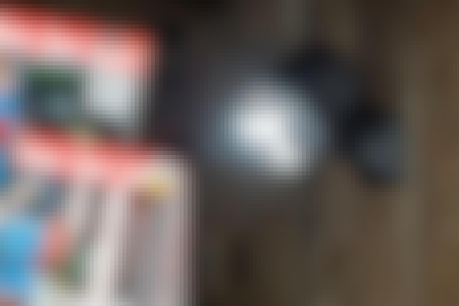 NYHET: Effektiv utendørs belysning for kun 99 kroner