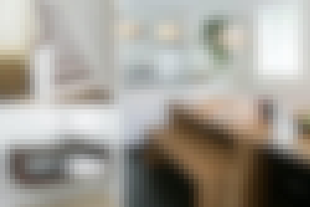 5 snygga projekt – allihop byggda av köksbänkskivor.
