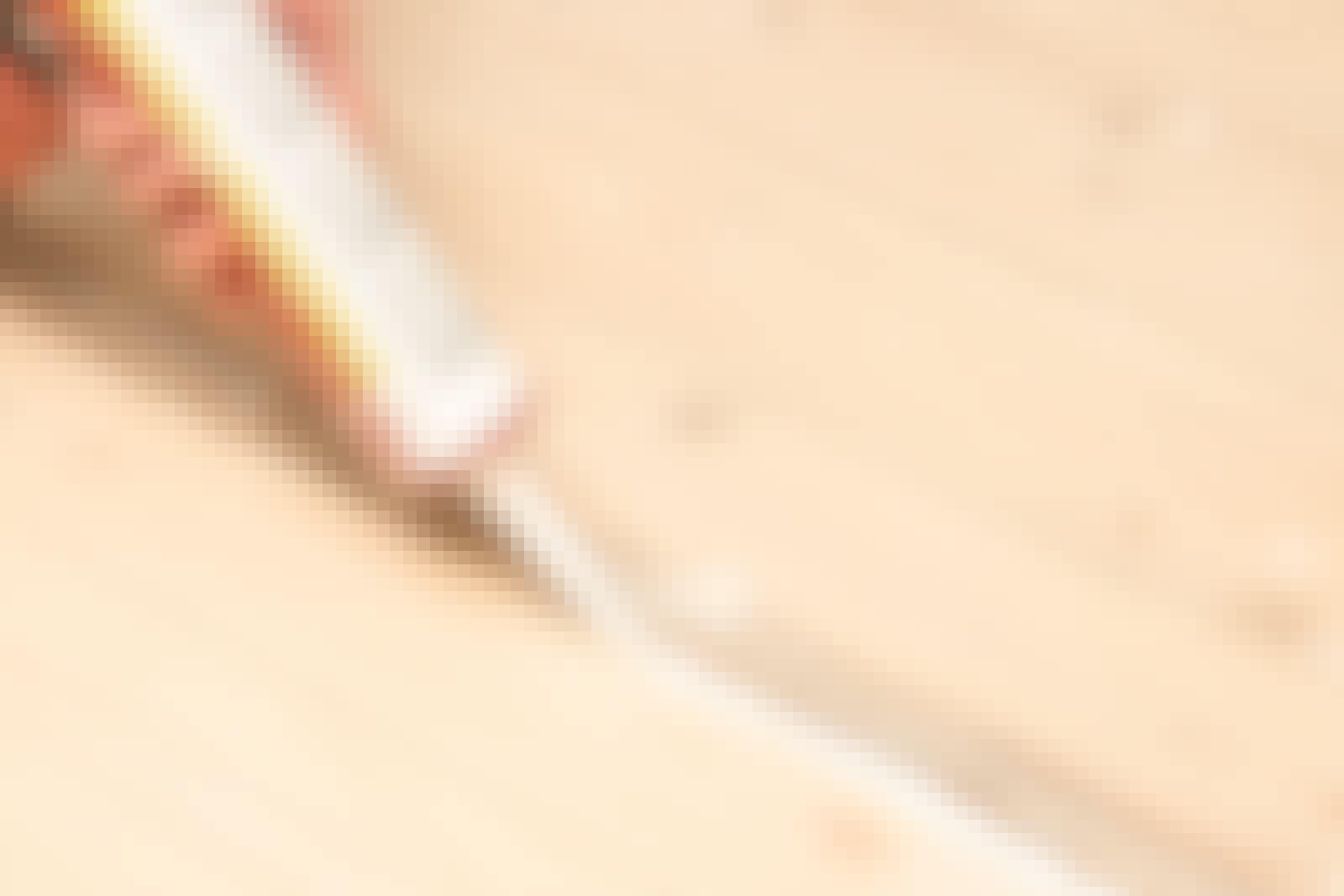 Sådan skal du male trægulv