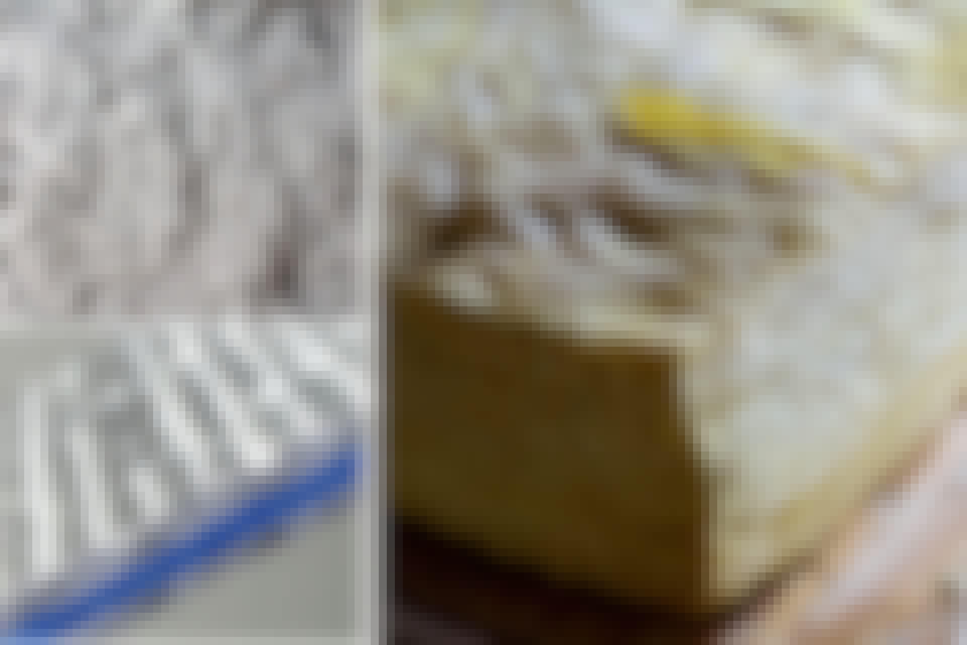 Papirull, steinull eller Aluthermo ... hva virker?