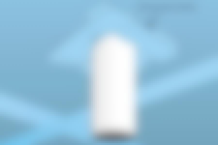 Tett dampsperre: Rundt et rør