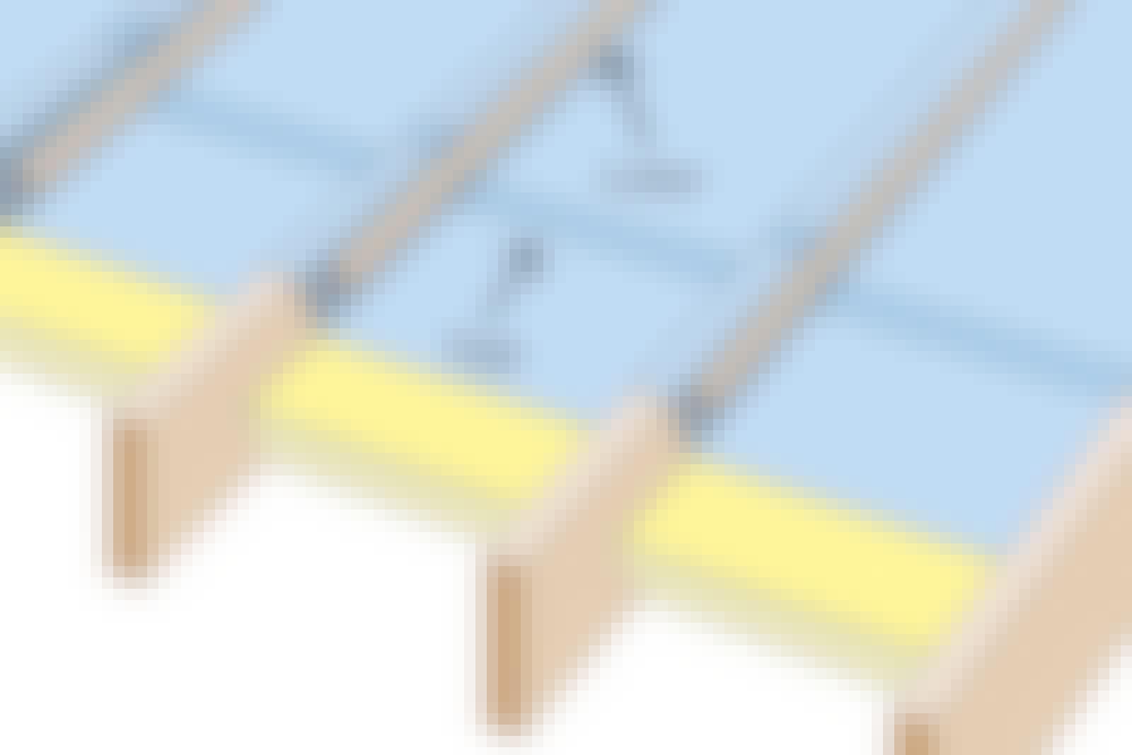 Täta ångspärrar: Över hela takstolen