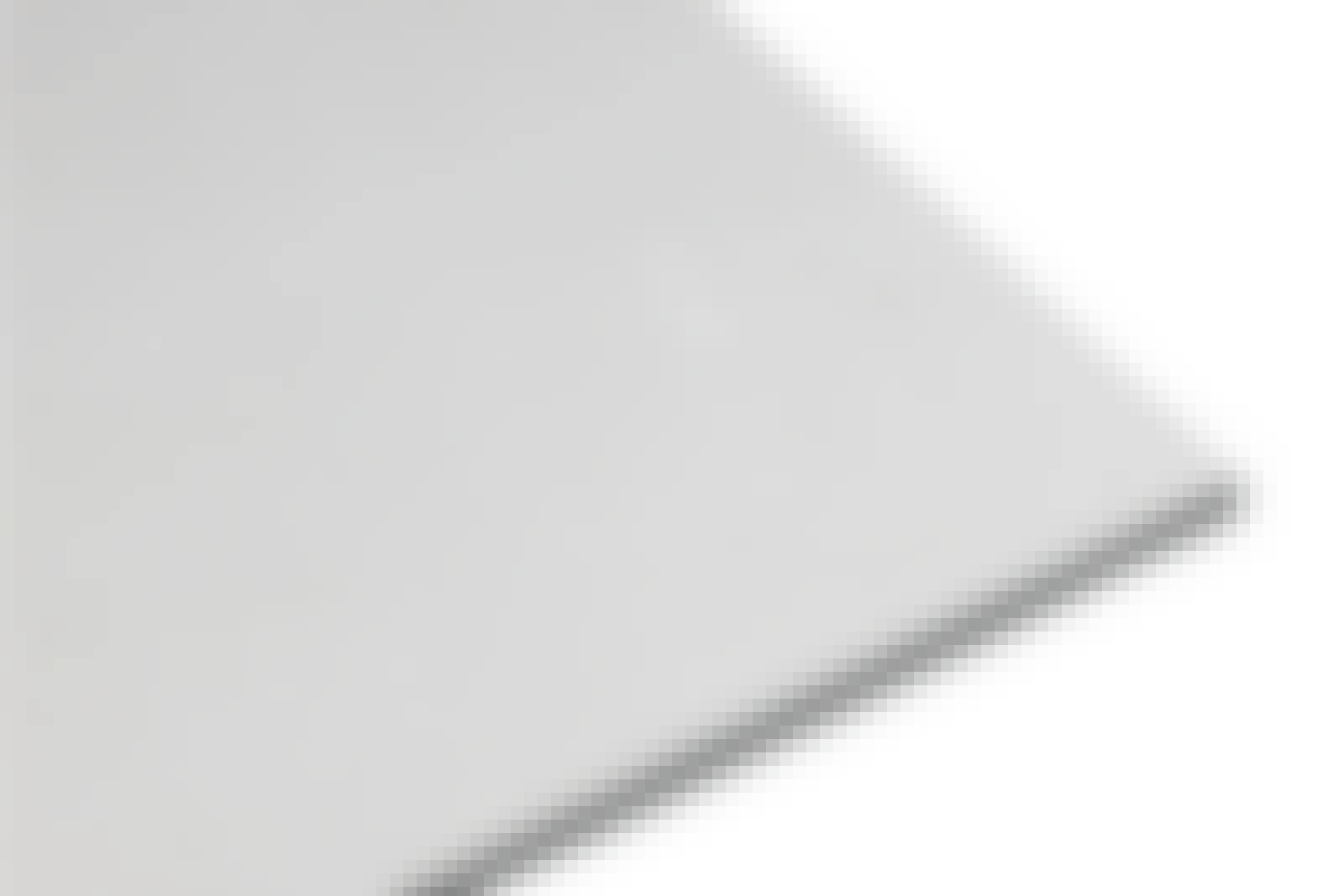 Byggeplater av gips: Platene er enkle å montere på et skjelett av enten tre eller stål.
