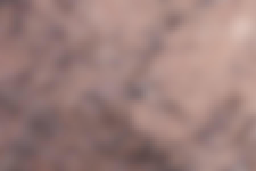 Selvom granit kan forekomme usårligt, kan det faktisk både ridses og tage imod farve.