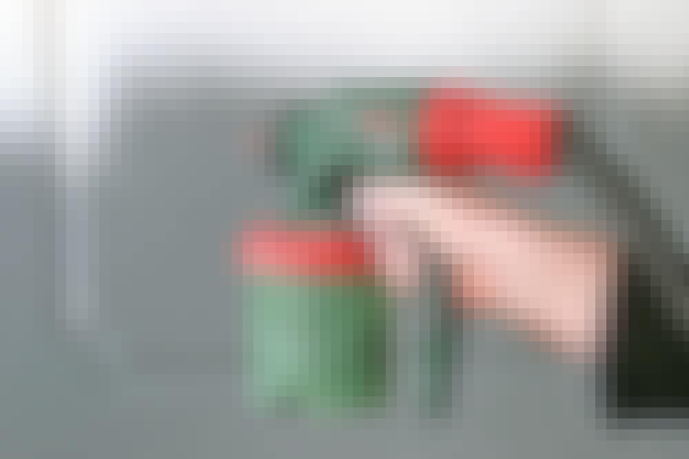 Spøjtemaling: Døre og låger med profiler