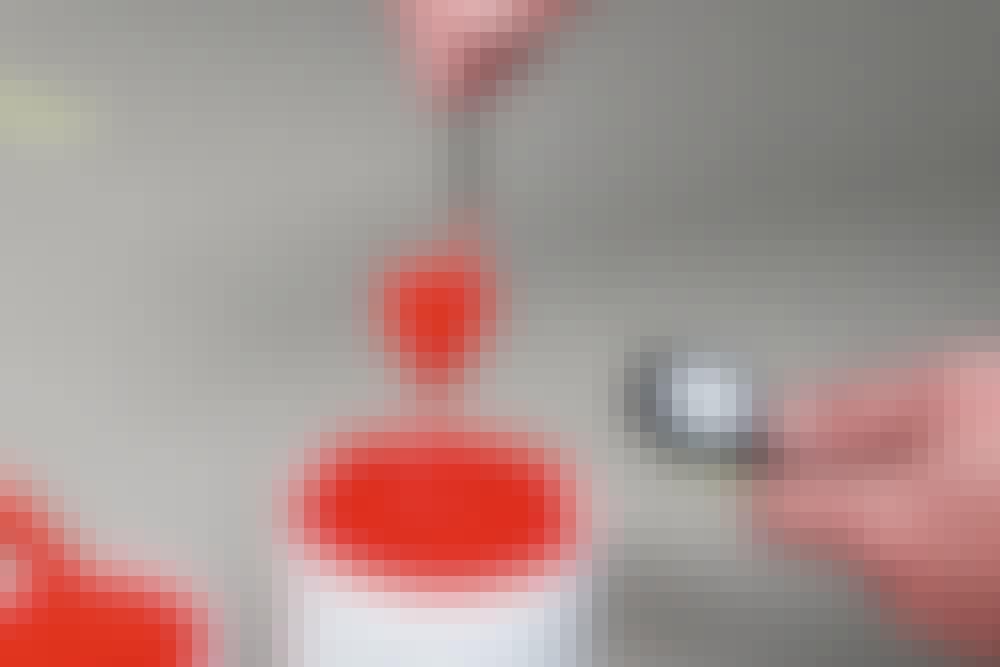 Ruiskumaalaus - Ohenna maalia: Selvitä viskositeettimittarilla,