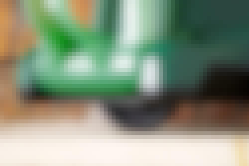 Malersprøjte med smarte funktioner: Malersprøjte med mobil kompressor