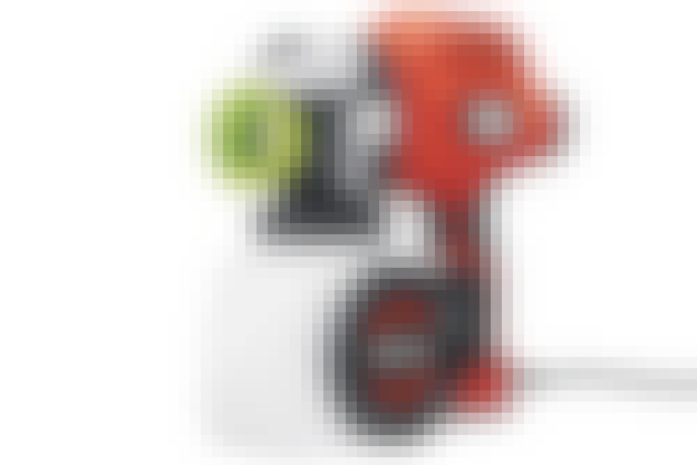Varianter af malersprøjter: Malersprøjte med ledning