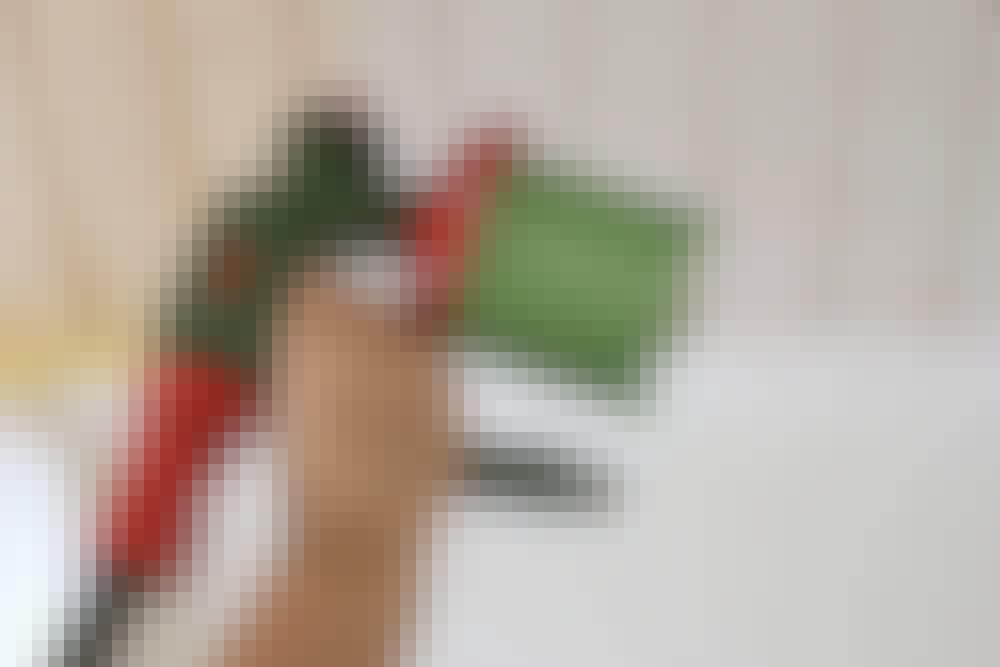 3 typiske opgaver med malersprøjte: Malersprøjte til maling af listeloft