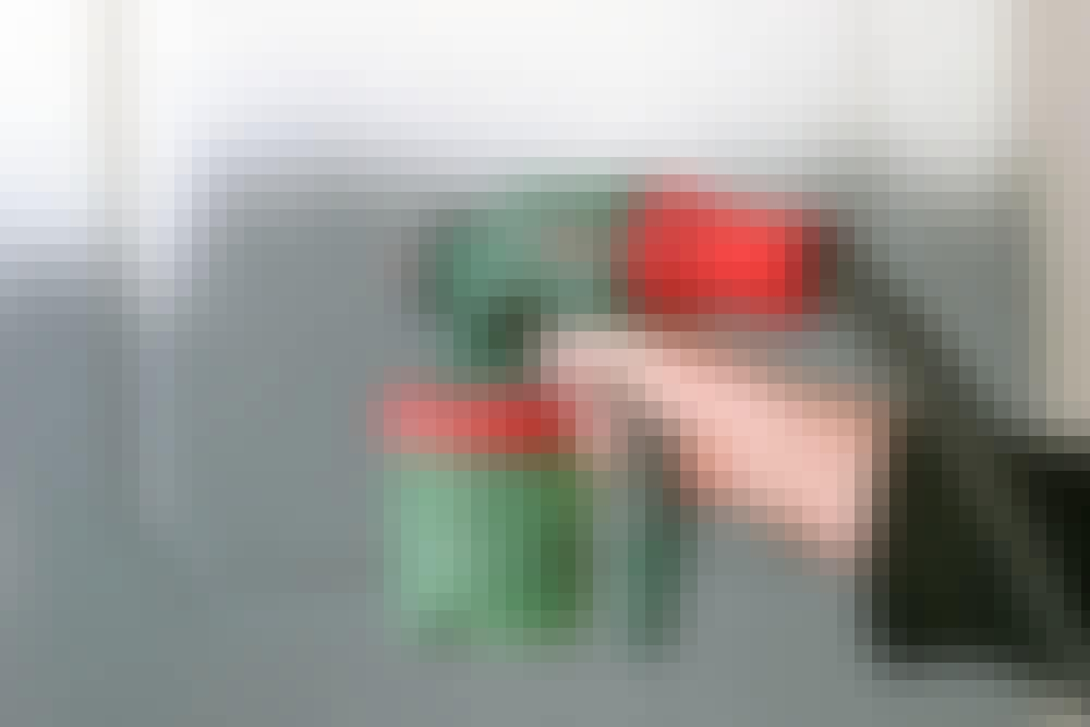 Malingssprøyte: Dører og kjøkkenfronter