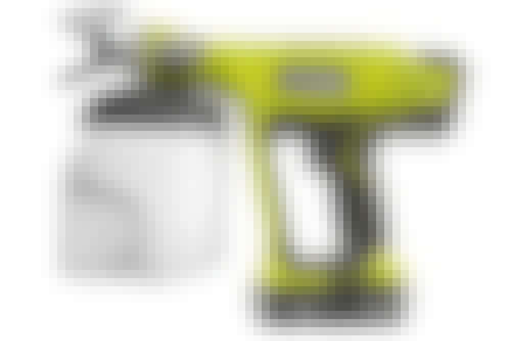Olika sorters färgsprutor: Färgsprutor med batteri