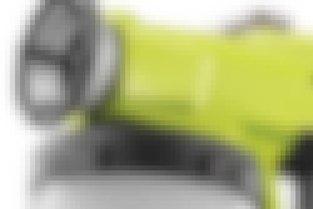 Färgsprutor med smarta funktioner: Färgsprutor med krok