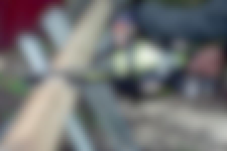 Motorsåg test: Vårt motorsågstest visar att det är stor skillnad på hur effektiva de 6 motorsågarna är.
