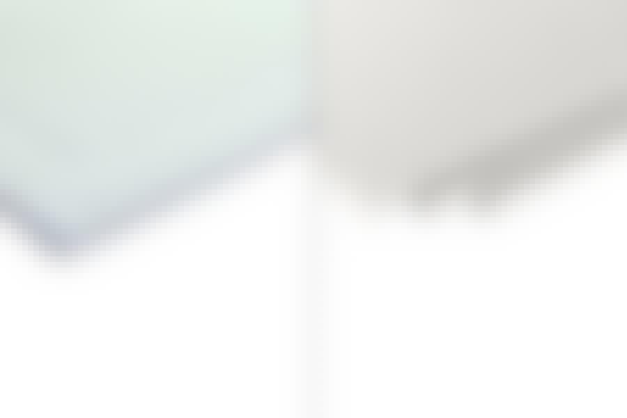 Kuitukipsilevy: Kuitukipsilevyt voivat olla reunaohennettuja (vasemmalla) tai suorareunaisia (oikealla).
