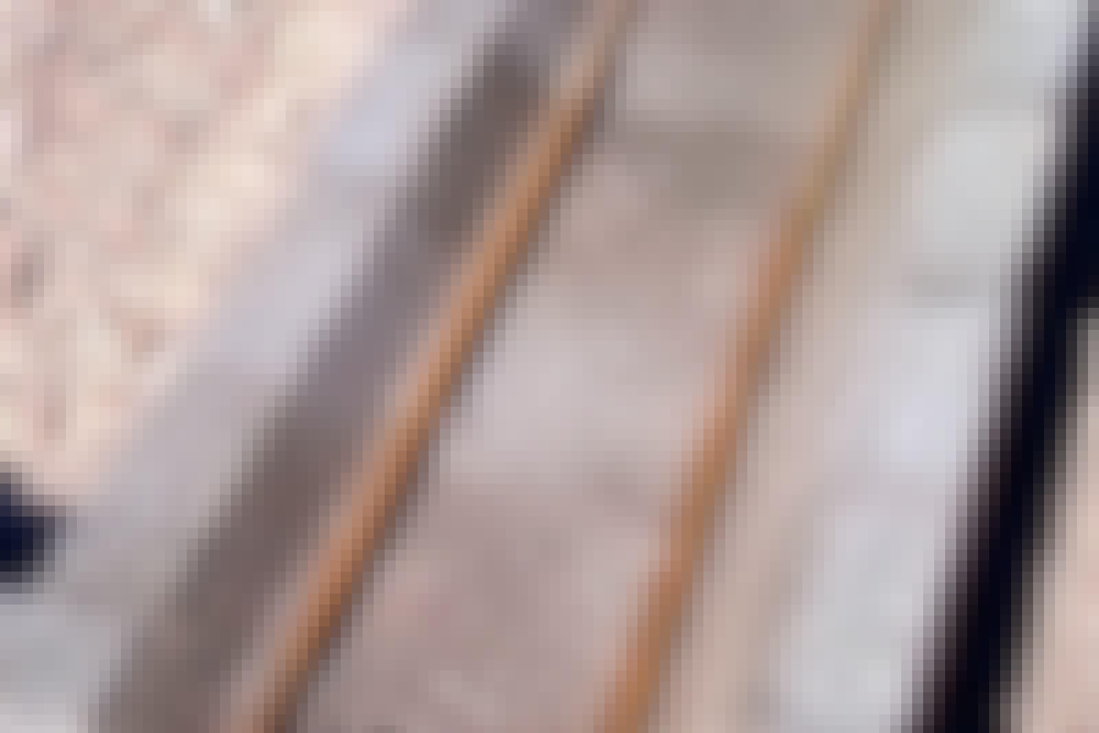Sulblock används som form för gjutning av grundsula.