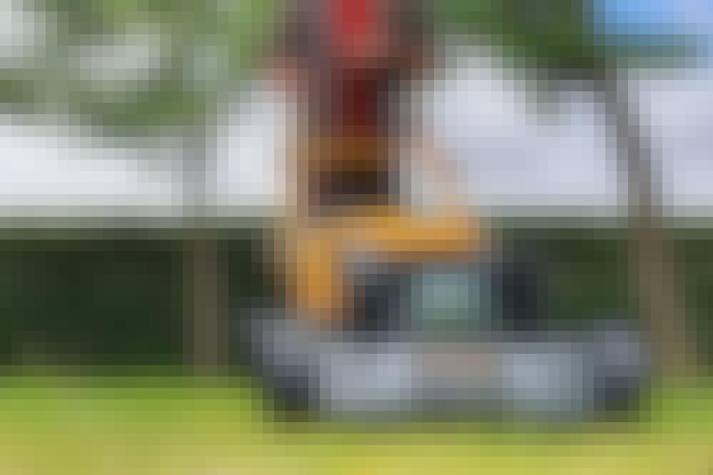Gressklipper test: Se den overlegne vinneren sette konkurrentene til veggs i vår gressklipper-test.