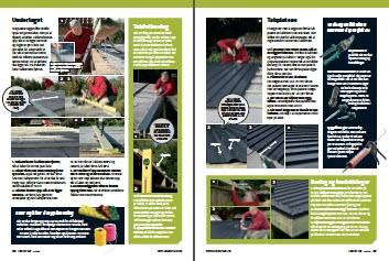 Stålplat: Slipp å lappe et utett takbelegg – bruk stålplater