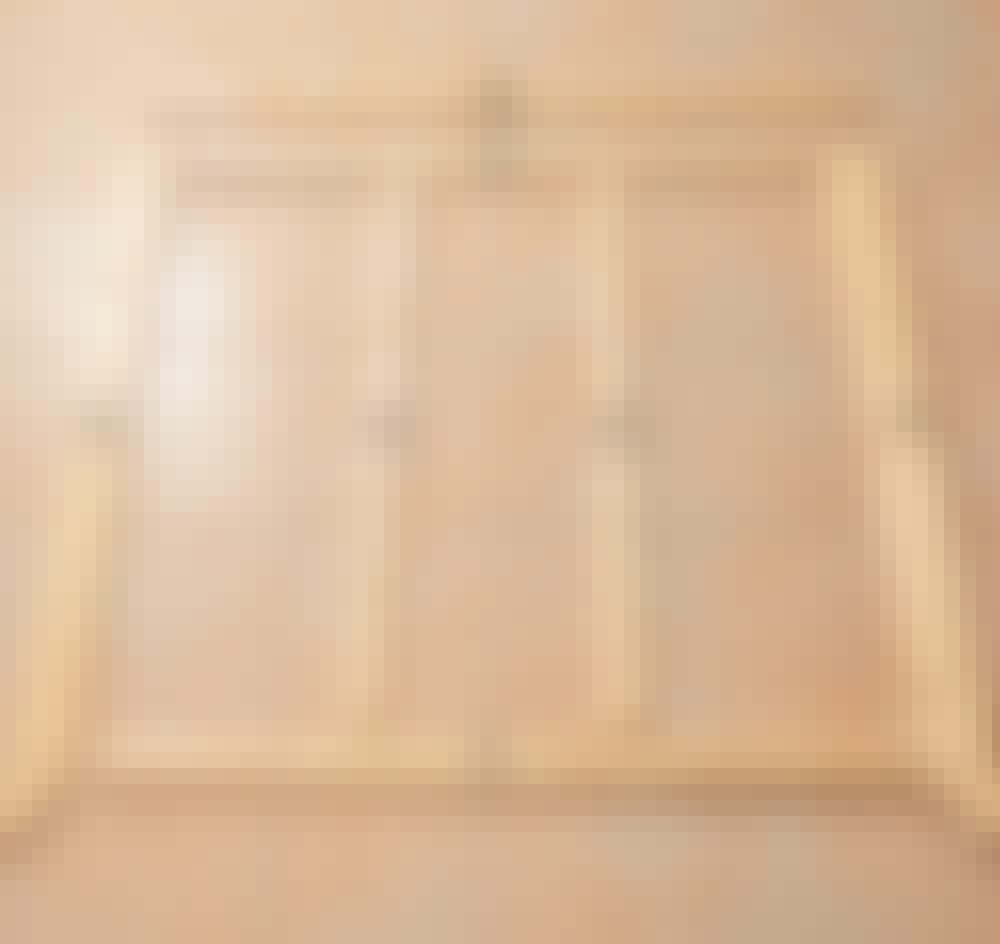 Elementskydd: Anpassa de övriga listerna till ramen, så att de passar ihop.