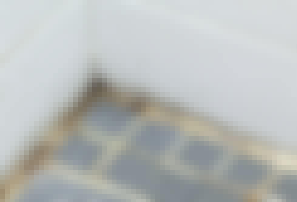 Kan muggsopp fjernes med rengjøring?