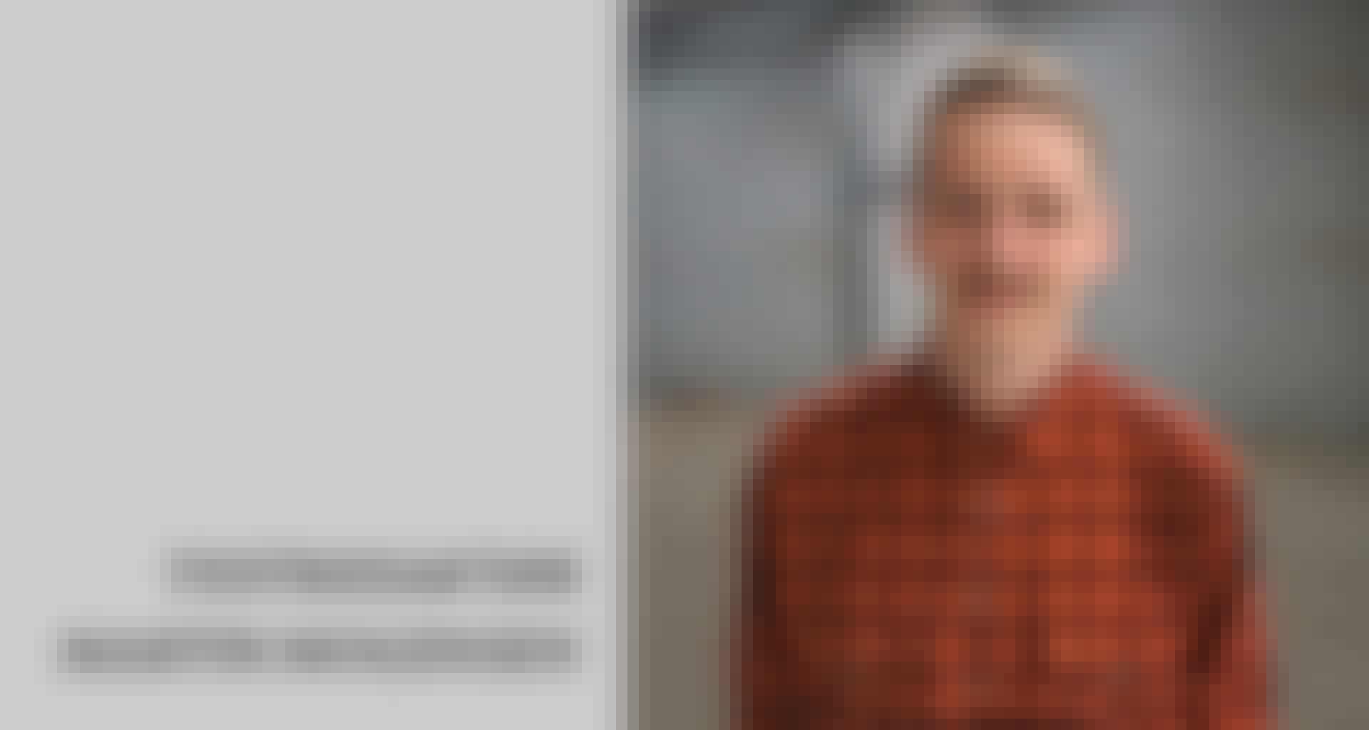 Testredaktør Martin Mogensen