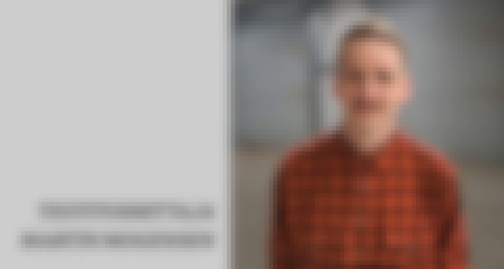 Testitoimittaja Martin Mogensen