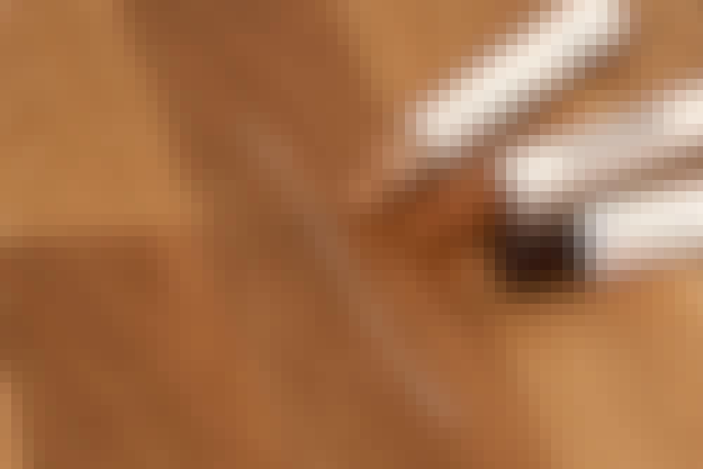 Pienet pintanaarmut voi peittää korjauskynillä. Niitä myydään verkkokaupoissa yleensä kolmen tai kuuden kynän pakkauksissa.