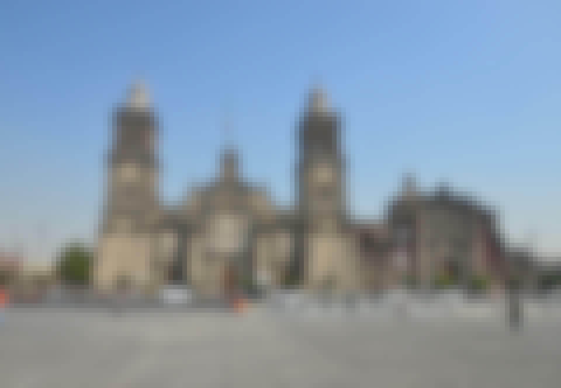 Mexico City kirke