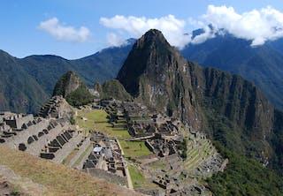 Inka Peru Macchu pichu