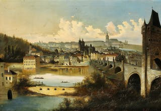 Prag kristendom bro