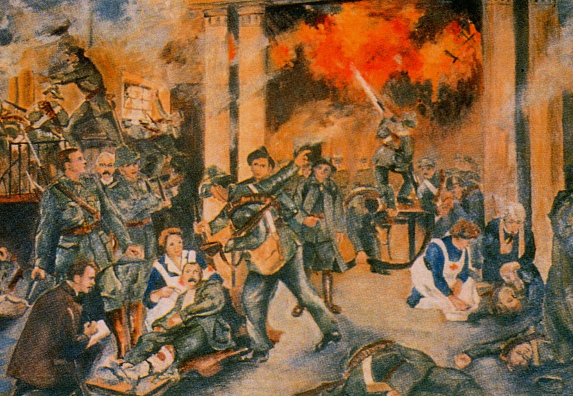 Irland borgerkrig