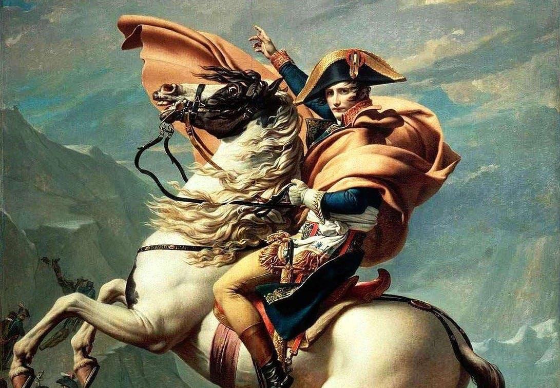 napoleon krig