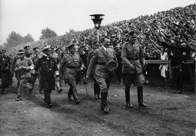 nsdap hitler nazisme