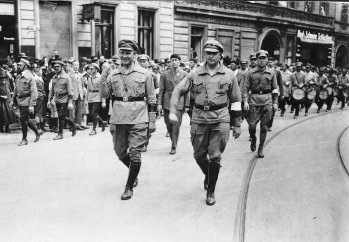 Tyskland krig berlin