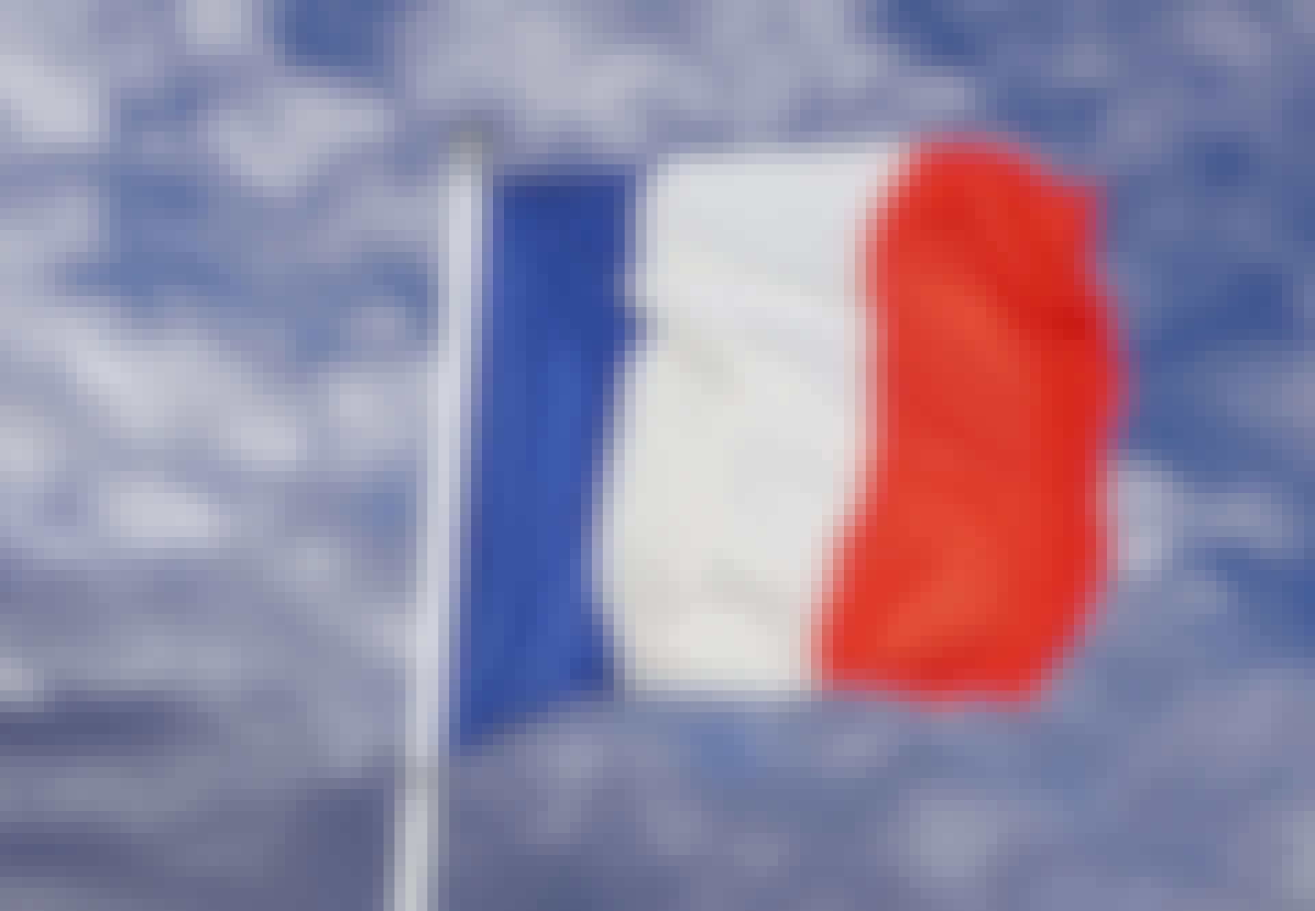 flag frankrig striber