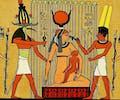 Egyptere guder oltiden