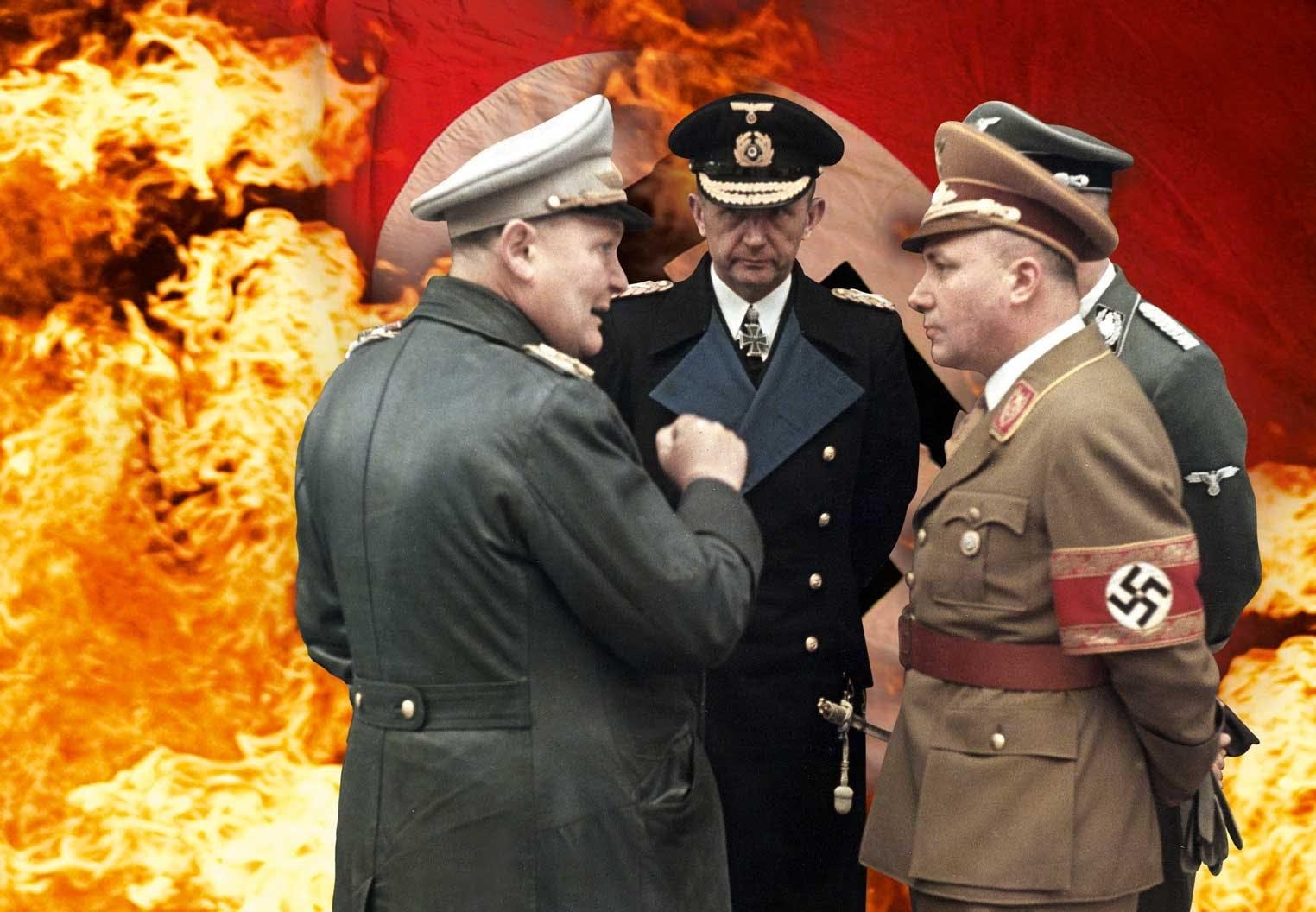 Hitlerin Lähimmät Miehet