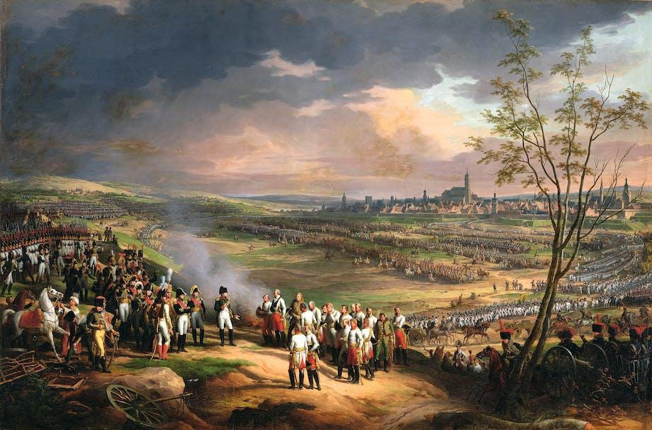 Napoleon i Østrig